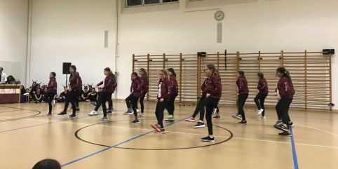 Move'n'Dance 1 in Aktion