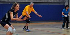 20. Apr. 2016: Volleyball Plauschturnier
