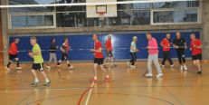 10. Apr. 2019: Volleyball-Plauschturnier
